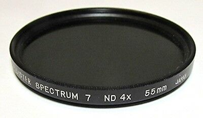 Filter Promaster Spectrum 7  ND 4x  55mm  Made in Japan