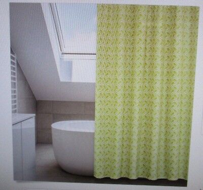 LJ Home Metro Shower Curtain Set Mustard Yellow CurtainLiner And Grommets