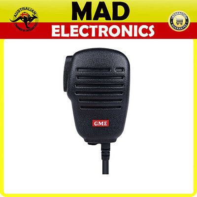 GME Universal Speaker/Microphone to suit GME TX665, TX675, TX685, and TX6155.