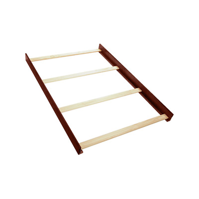 Full Size Conversion Kit Bed Rails for Baby Cache Heritage - Cherry