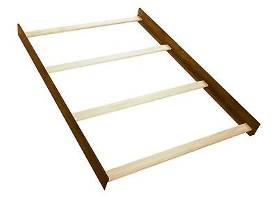 Full Size Conversion Kit Bed Rails for Baby Cache Heritage - Chestnut