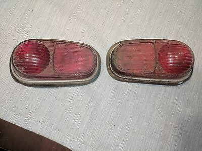 renault dauphine tail light