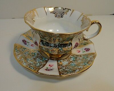 Collingwoods Countess Fine Bone China Cup & Saucer Made in England