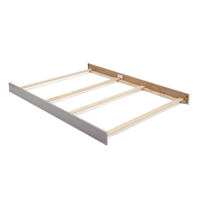 Full Size Conversion Kit Bed Rails for Baby Cache Vienna - Ash
