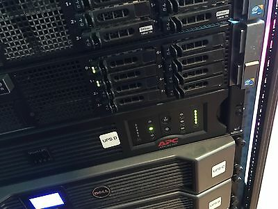 Dell PowerEdge R710 Server with 2x 2.8GHz 6-core CPUs & 24GB RAM