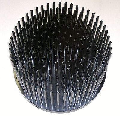 133mm Passive Pin-fin heatsink (for CLU048/CXM22/Vero 29)