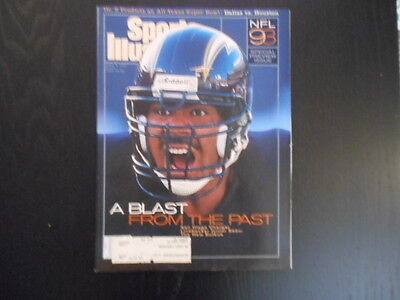 """Sports Illustrated, September 6, 1993 Issue, """"A Blast From the Past"""" magazine"""