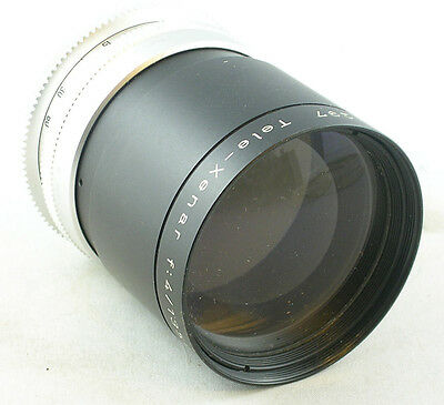 Retina Reflex Tele-XENAR 135mm f/4 Lens in Bubble