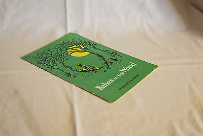 1960s Wimbledon Theatre programme: BABES IN THE WOOD, Lulu, Roy Castle, A Askey
