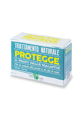 Funghicida NATURALE per tappeto erboso BOTTOS NATURAL GREEN PROTEGGE ml 250