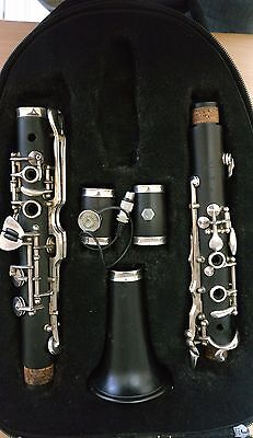 Clarinet Schreiber D16 Bb, German System and TAP pickup and Genuine bag (Bundle)