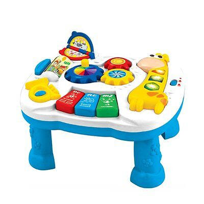 Learning Table Fun Laugh And Learn Educational Toy Kids Toddler Activity Center