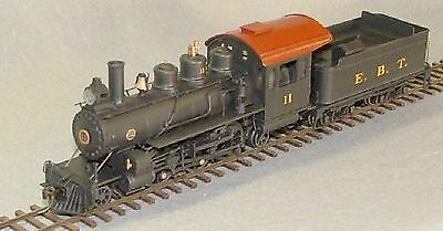BTS SN3 East Broad Top #11 2-6-2 Semi Kit - Mint
