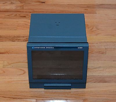 Eurotherm Chessell Data Acquisition Digital Recorder Model 5180V 18 Channels