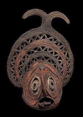 Another Ancient Yam Mask From Wosera