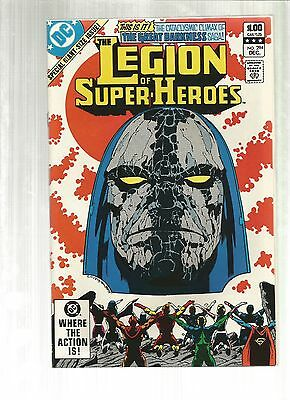 Legion of the Superheroes 294   CLASSIC DARKSIED COVER!!