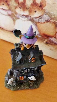 """Wee Forest Folk TM-07 """"Wee Witchy's Haunt""""  Mint"""