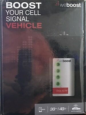 weboost Drive 4G-M; Boost your cell signal vehicle 470108 (price drop $30)