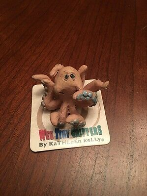 MK NEW WEE TINY CRITTERS By Kathleen Kelly: Octopus