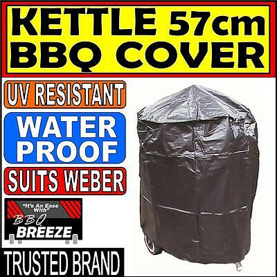 Kettle BBQ Covers 57cm Cover UV PROTECTION for all seasons suit webber