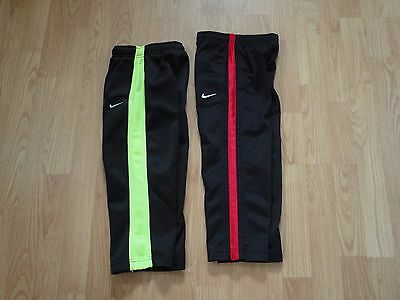 Boys Nike size 4 lot of athletic track pants