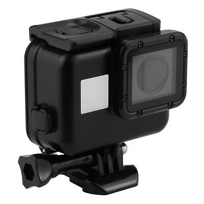 Caisson Etanche waterproof Noir Black pour Camera GOPRO  Version 5  France