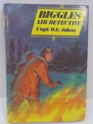 Biggles Air Detective Capt. W.E. Johns