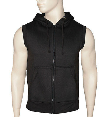 Heavy zipped Hoodie sleeveless Original von ROCK-IT