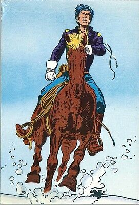 Rare Eo Dargaud 1973 Carte Postale Publicitaire Jean Giraud : Blueberry