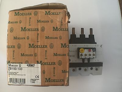 Moeller Zb150-100 70Amp-100Amp 3Pole Overload Relay