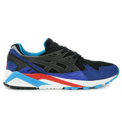 Asics Men's GEL-Kayano Trainer H4A2N-9090 Black/Black Shoes NEW!