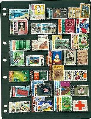 Netherlands Antillies  MNH sets CV $34.00  cheap!