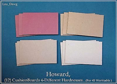 Howard Machine Personalizer (12 New Cushion boards ) Hot Foil Stamping Machine