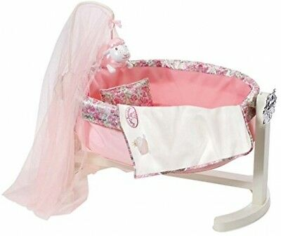 Baby Annabell Rocking Cradle - Perfect Nightime Accessory