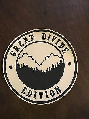 Land Rover Range Rover Great Divide Decal
