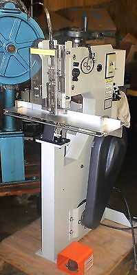 Deluxe M2 Stitcher - Free Crating And Shipping Lower 48 States