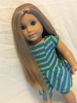McKenna American Girl doll with original outfit, cast, and crutch