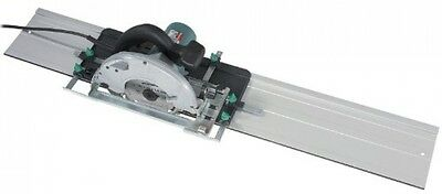 Wolfcraft 6910000 1 FKS 115 Guide Rail For Circular Hand Saws With 2 Clamps