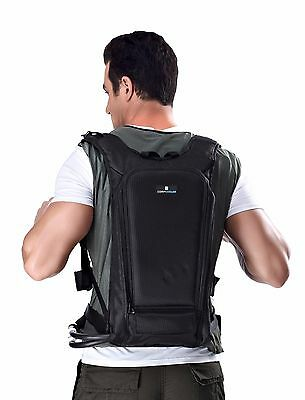 Compcooler Backpack Ice Cooling Liquid Vest Cold water circulation system