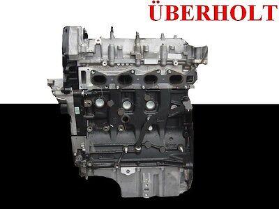 ÜBERHOLT Motor Opel ASTRA 2.0 CDTI 118kW 160PS 2009-2015 A20DTH A20DTE ENGINE