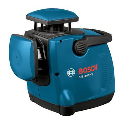 Bosch GRL 160DHV Dual-Axis Self-Levling Rotary Laser Kit