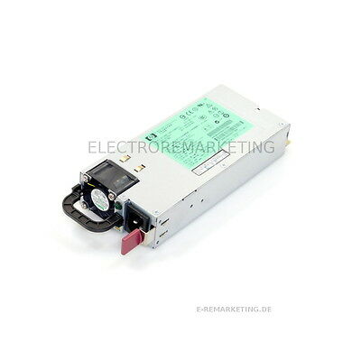 HP Power Supply Netzteil DL580 1200W HSTNS-PD11 DPS-1200FB A