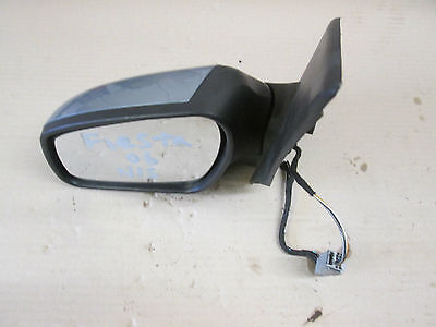 Ford Fiesta Mk6B 2006 Passenger Side Electric Wing Mirror