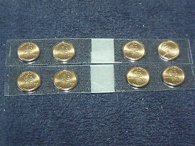 2009 P & D Lincoln Cent Bicentennial Satin Set  (8 different) in mint plastic