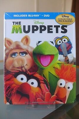 Blu ray steelbook The Muppets Future Shop exclusive New & Sealed Neuf avec VF