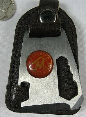Vintage Key Chain Marlboro Country Store Tool