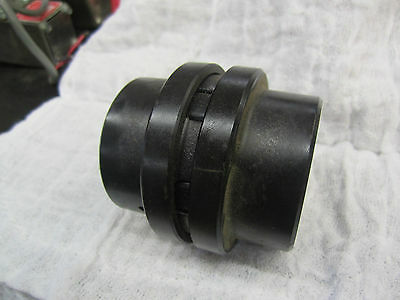 "Birn Bico 70-S flexible shaft coupling 3/4"" x 7/16"" with nitrile sox insert"