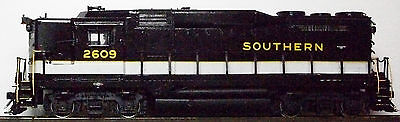 S Scale Brass Greenbrier Models Southern RR GP-30High Hood-Painted/DCC/Sound