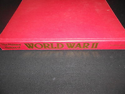 The Military History Of World War Ii Edited By Barrie Pitt