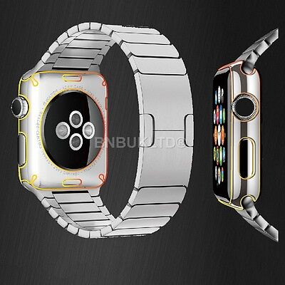 360 ° Degree Full Body Screen Protector Guard for Apple Watch 38mm Series 1 & 2